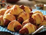 barbecue pigs in a blanket