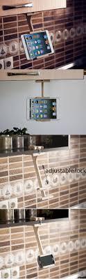 Kitchen Tablet Holder 42 Best Mount Phone Tablet Anywhere Images On Pinterest Tablet