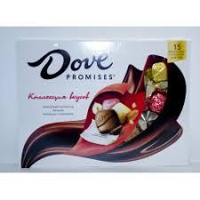 Отзывы о Шоколадные <b>конфеты Dove</b> Коллекция вкусов