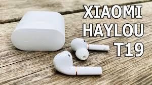 29$ ЗА МОЩЬ   <b>БЕСПРОВОДНЫЕ НАУШНИКИ</b> Xiaomi <b>Haylou</b> ...