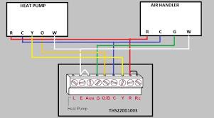 heat pump thermostat wiring diagram heat pump thermostat wiring heat pump thermostat wiring color code at Heat Pump Thermostat Wiring Diagrams
