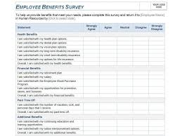 Employee Benefits Package Sample Templates Resume Examples