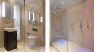 Greenwich designer shower