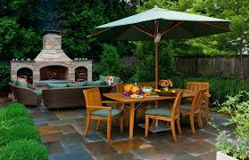 corner fireplace patio covered exterior outdoor amazing small gas kits