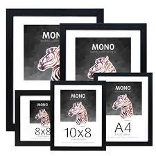 ultimat mono frame black 8x8 ultimat mono frame black london graphic centre