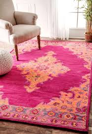 Full Size of Rugs:stunning Vintage Light Pink Overdyed Rug By Emelie For  Ufurnishme Stunning ...