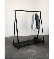 Wardrobe Racks, Free Standing Garment Rack Clothing Rack Target 5 Favorites Freestanding  Clothes Rails: ...