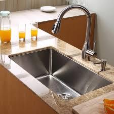 vigo undermount stainless steel 32 in single bowl kitchen sink astonishing 16 gauge undermount kitchen sink geous stainless