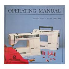 Viking Husqvarna 950 Sewing Machine Manual