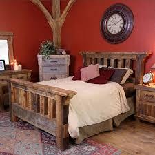 Fresh Rustic Bedroom Furniture Thementra