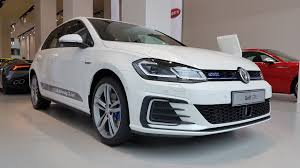 2018 volkswagen hybrid. brilliant volkswagen the new vw golf 7 mk vii gte hybrid facelift gp 2017 2018 led first  impression inside volkswagen