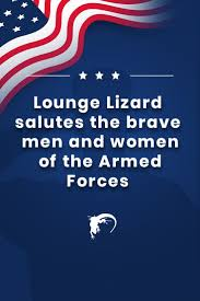 Lounge Lizard Web Design We Appreciate All Active Duty Service Members And The