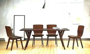 mid century modern dining table set round with regard to room chairs prepare 17