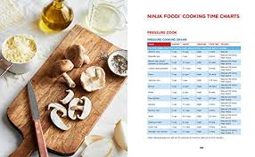 Ninja Foodi The Pressure Cooker That Crisps Complete Cookbook For Beginners Your Expert Guide To Pressure Cook Air Fry Dehydrate And More Ninja