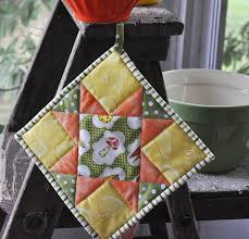 Quilted Potholder Patterns
