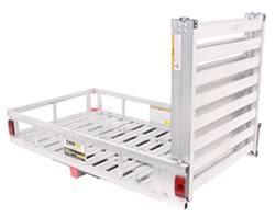 carrier ramp. 27x47 maxxtow cargo carrier w/ 60\ ramp