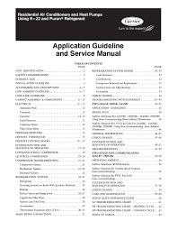 Carrier 24anb7 24anb1 Service Manual Manualzz Com