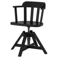 feodor swivel chair ikea kitchen planning service and ikea ireland black color
