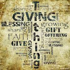 Image result for free tithing image