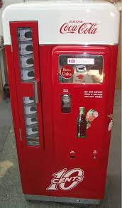 Vintage Coke Vending Machines Custom Retro Vintage Coke Machines Bars and Booths