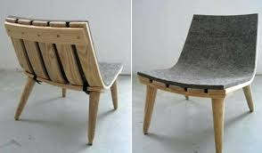 recycled wooden furniture. Wood Chairs By John Booth Recycled Refurbished Furniture Dc Wooden E