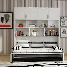 Design Folding Bed Hot Item Modern Design Invisible Folding Bed Sofa Bed