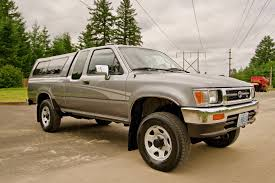 1993 Toyota Pickup 4x4 Sr5 Extra Cab V-6 Low Miles Power Pack Like ...