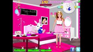 barbie games barbie room makeover game you