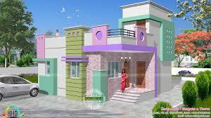 1st floor home front design