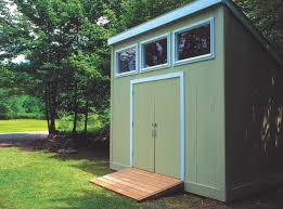 free simple shed plans