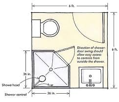 6 x 6 bathroom design. Interesting Design 6x6 Bathroom Layout  Google Search Intended 6 X Bathroom Design