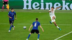 ไฮไลท์ ยูโร 2020 : อิตาลี 1-1 สเปน (อิตาลี ชนะจุดโทษ) - Thaisport.club