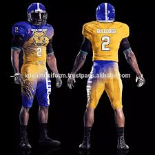 Design Custom Football Uniforms Online Unique Design High Quality Custom Football Uniform American Football Integrated Pads Pant Buy Cheap American Football Pants Youth American Football
