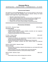 sample resume for apartment manager nice breathtaking facts about bilingual resume you must know