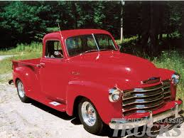 1951 Chevy/GMC Pickup Truck – Brothers Classic Truck Parts