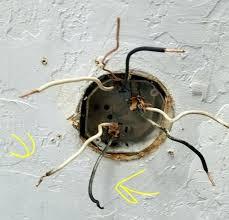 change light fixture install ceiling