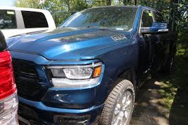 New 2019 Ram 1500 BIG HORN / LONE STAR CREW CAB 4X4 5'7 BOX Crew Cab in Monticello NY | Near Middletown NY & Newburgh | VIN: 1C6SRFFT9KN766440
