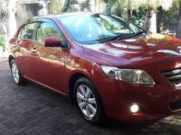 Used Toyota corolla 1.5 GLI | 2008 corolla 1.5 GLI for sale ...