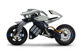 here s a first look at yamaha s ai powered motoroid motorcycle