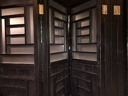 Door Design : Astonishing Wooden Concertina Doors Secondhand ...