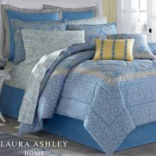 prescot cornflower blue comforter bedding by laura ashley home