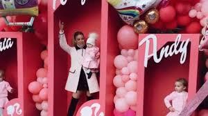 Andy Benavides organiza LUJOSA fiesta de Barbie a sus hijas y opaca a Emma  Coronel