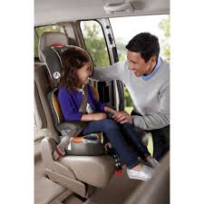 the graco affix highback booster seat with latch system safely transports your big kid from 30 100 lbs and 38 to 57 inches tall
