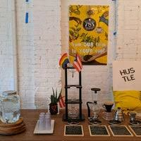 This place is a puerto rican farm to coffee cup place. 787 Coffee East Village 4 Tips