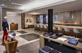 Saks Fifth Avenue store and Sophie s restaurant Chichago