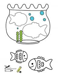 cut and paste activities free printable worksheets aquarium ...