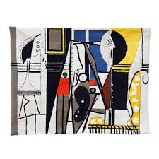 wall tapestries by picasso miro rousseau