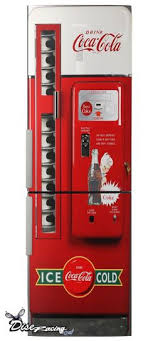 Coca Cola Mini Vending Machine New Coca Cola Vending Machine Mini Fridge Wrap Want More Business From