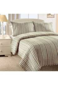 Dream Cotton Quilt and Sham - Garnet Hill   Wedding Inspiration ... & Sonoma Costal Stripes Cotton Quilt Cal King + 2 Shams Adamdwight.com