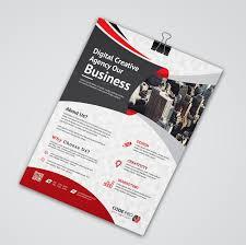 business flyer design templates brussels creative business flyer design template 001637